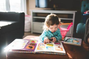 生後8ヶ月の娘が好きな【赤ちゃん向け絵本】おすすめ6選