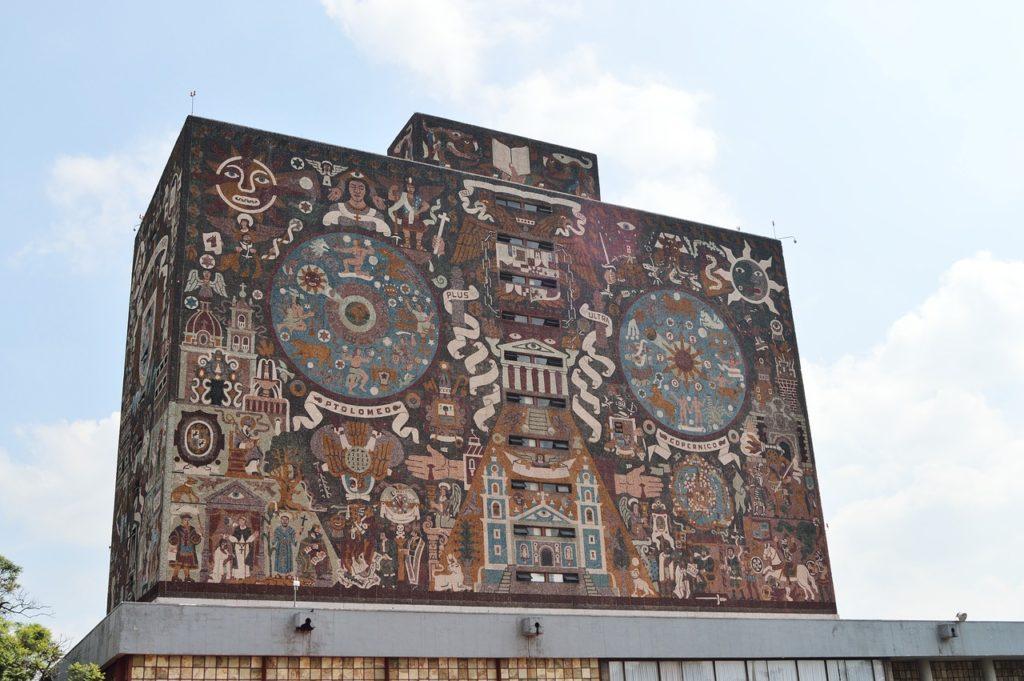 メキシコ大学図書館