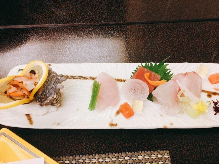 造り(近海魚)